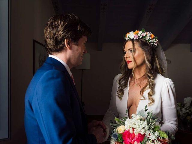 le nozze di Lizzy e Patrick