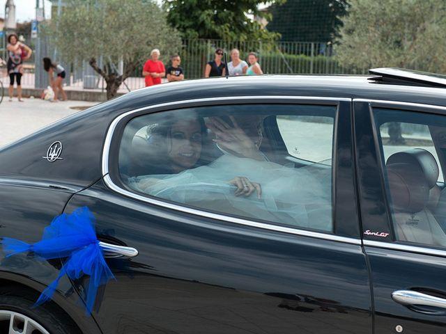 Il matrimonio di Stefano e Clara a Grassobbio, Bergamo 18