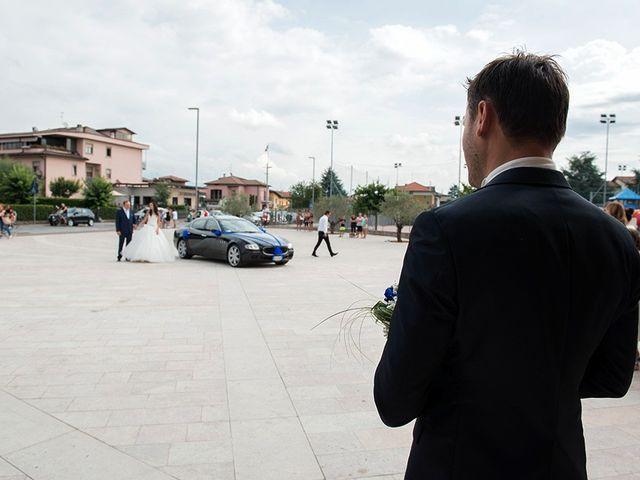 Il matrimonio di Stefano e Clara a Grassobbio, Bergamo 19