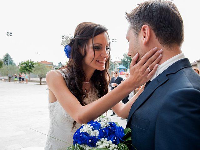 Il matrimonio di Stefano e Clara a Grassobbio, Bergamo 20