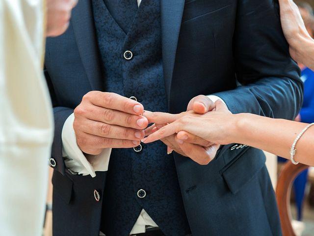 Il matrimonio di Stefano e Clara a Grassobbio, Bergamo 22