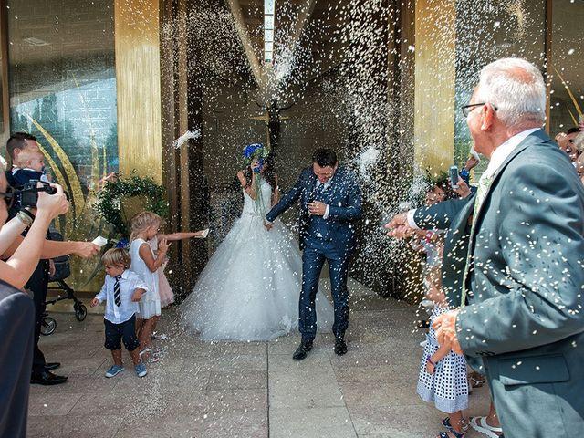 Il matrimonio di Stefano e Clara a Grassobbio, Bergamo 24