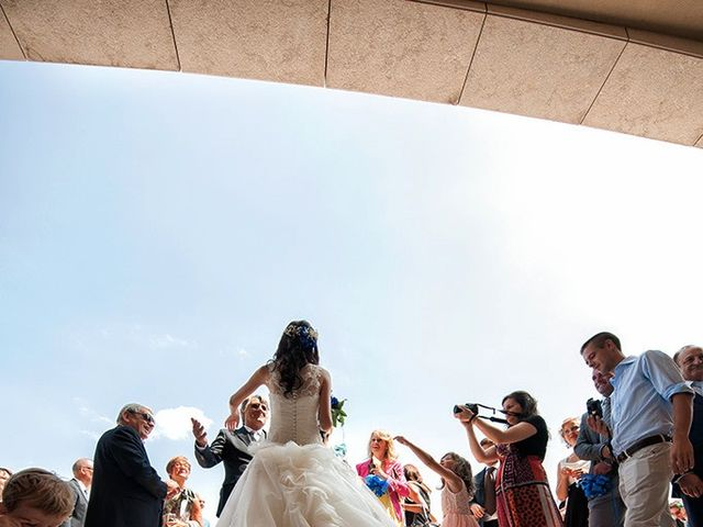 Il matrimonio di Stefano e Clara a Grassobbio, Bergamo 26