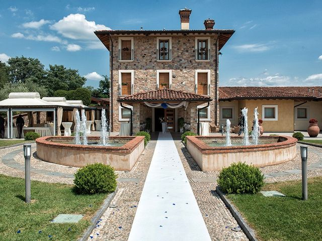 Il matrimonio di Stefano e Clara a Grassobbio, Bergamo 28