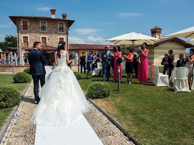 Il matrimonio di Stefano e Clara a Grassobbio, Bergamo 32