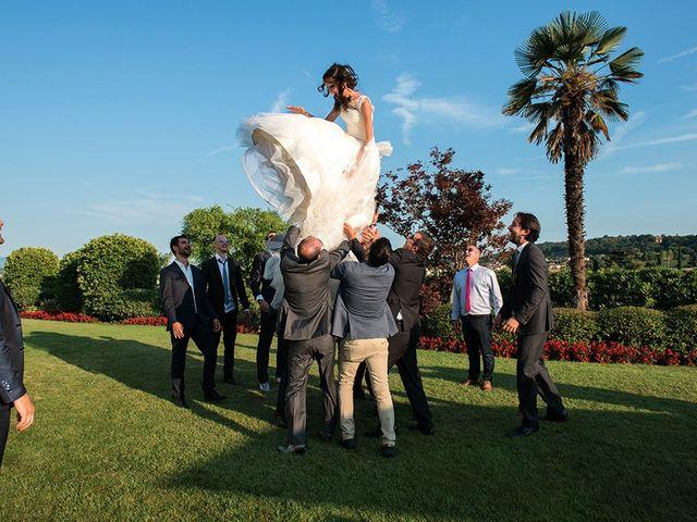 Il matrimonio di Stefano e Clara a Grassobbio, Bergamo 37