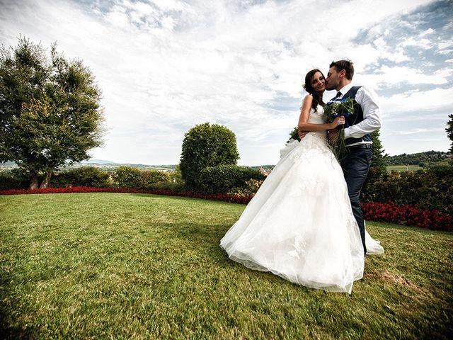 Il matrimonio di Stefano e Clara a Grassobbio, Bergamo 38