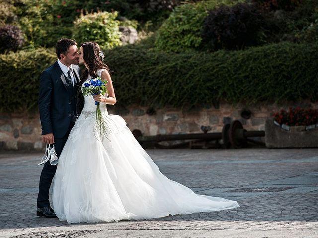 Il matrimonio di Stefano e Clara a Grassobbio, Bergamo 42