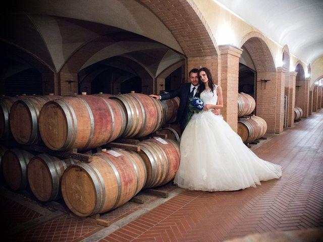 Il matrimonio di Stefano e Clara a Grassobbio, Bergamo 43