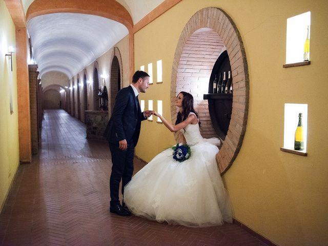 Il matrimonio di Stefano e Clara a Grassobbio, Bergamo 44