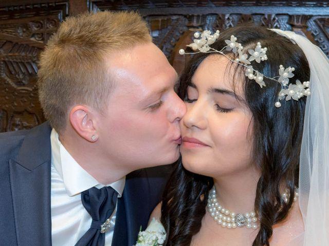 Le nozze di Francesca e Nazar