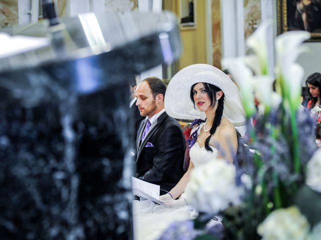 Il matrimonio di Dario e Alessia a Lomagna, Lecco 7