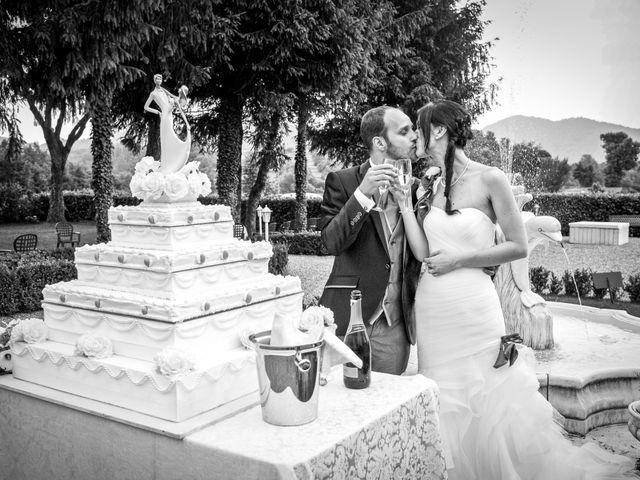 Il matrimonio di Dario e Alessia a Lomagna, Lecco 20