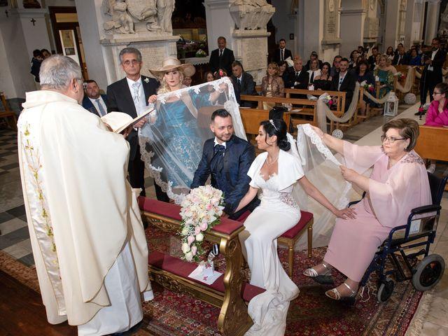 Il matrimonio di Ivana e Francesco a Palermo, Palermo 16