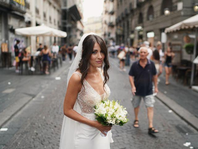 Il matrimonio di Giuseppe e Beatrice a Napoli, Napoli 20