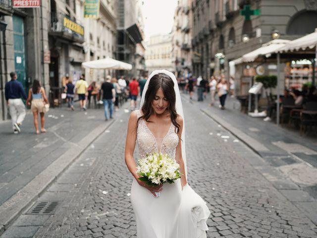 Il matrimonio di Giuseppe e Beatrice a Napoli, Napoli 21