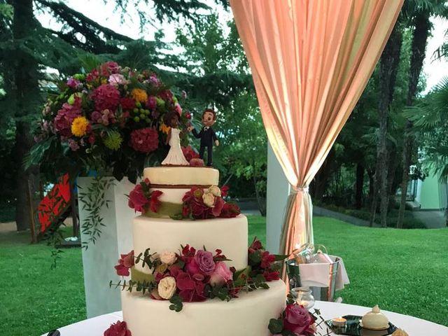 Il matrimonio di Giorgio e Jenny a Riva del Garda, Trento 3