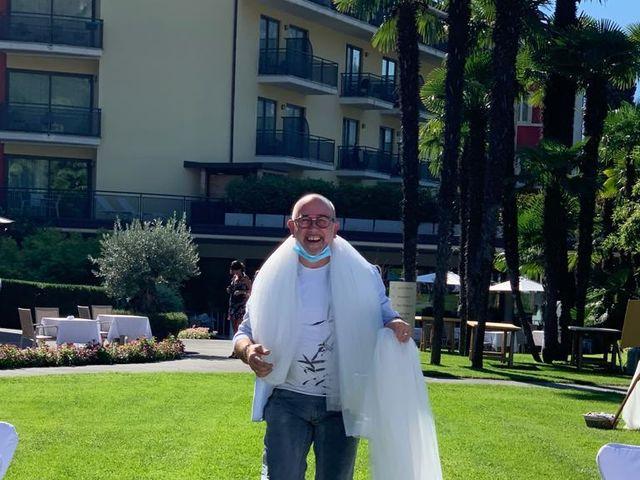 Il matrimonio di Giorgio e Jenny a Riva del Garda, Trento 13