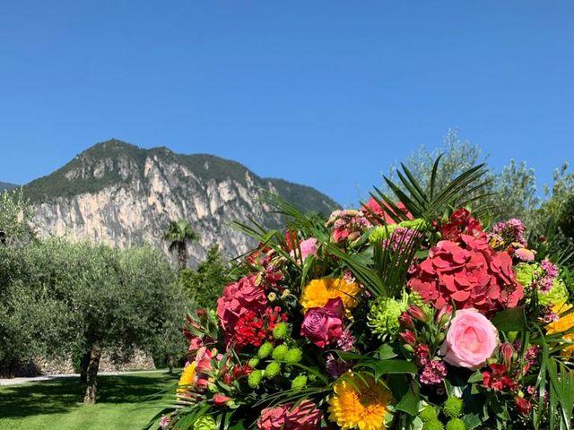 Il matrimonio di Giorgio e Jenny a Riva del Garda, Trento 14