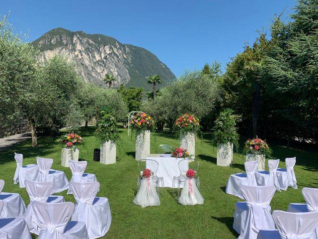 Il matrimonio di Giorgio e Jenny a Riva del Garda, Trento 17