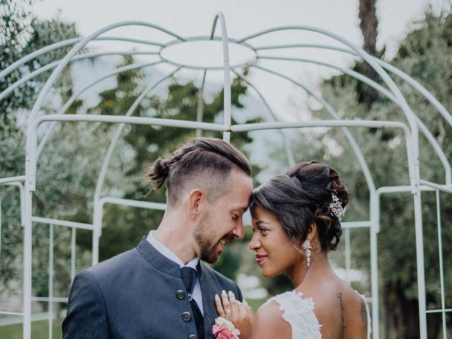 Il matrimonio di Giorgio e Jenny a Riva del Garda, Trento 1