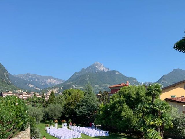 Il matrimonio di Giorgio e Jenny a Riva del Garda, Trento 27