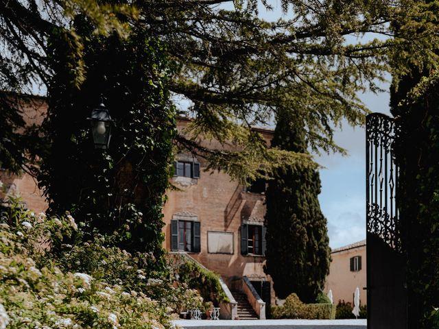 Il matrimonio di Geoff e Alison a San Gimignano, Siena 5