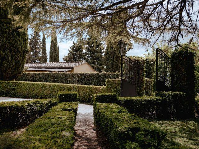 Il matrimonio di Geoff e Alison a San Gimignano, Siena 7