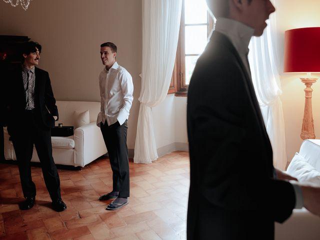 Il matrimonio di Geoff e Alison a San Gimignano, Siena 30