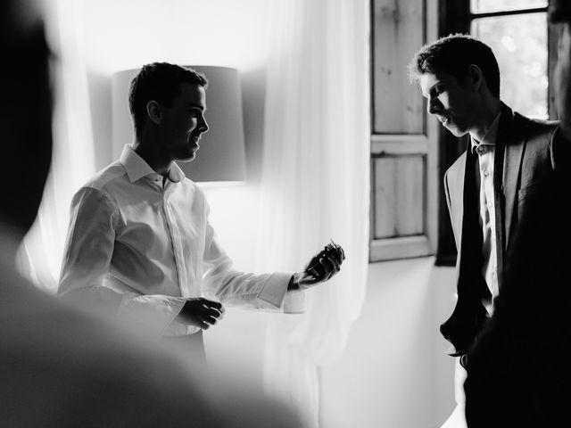 Il matrimonio di Geoff e Alison a San Gimignano, Siena 31