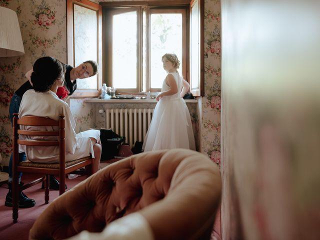 Il matrimonio di Geoff e Alison a San Gimignano, Siena 52