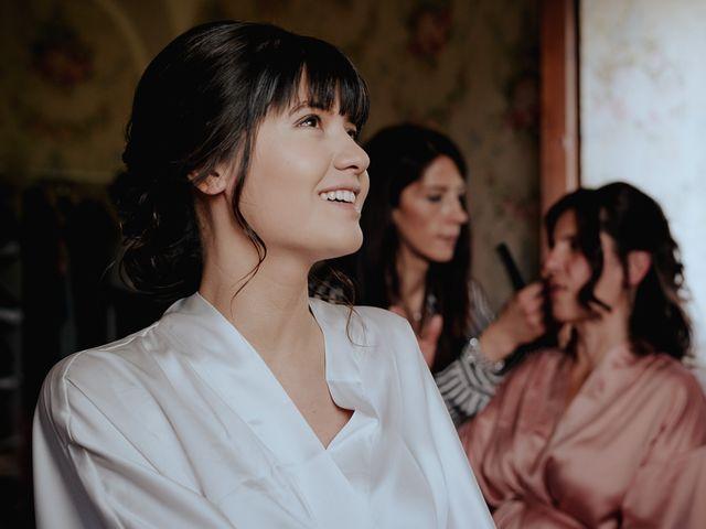 Il matrimonio di Geoff e Alison a San Gimignano, Siena 53