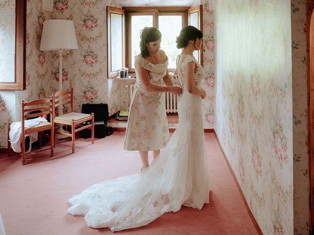 Il matrimonio di Geoff e Alison a San Gimignano, Siena 69