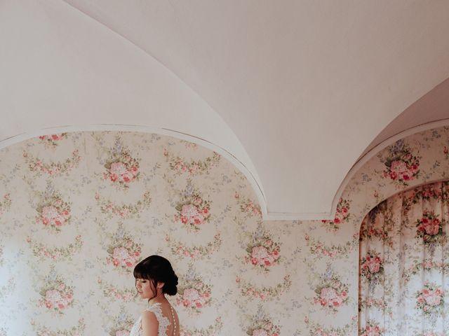 Il matrimonio di Geoff e Alison a San Gimignano, Siena 71