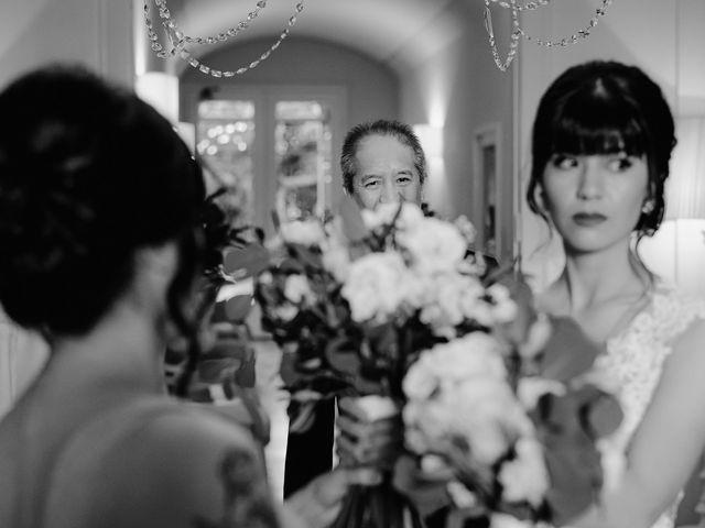 Il matrimonio di Geoff e Alison a San Gimignano, Siena 77