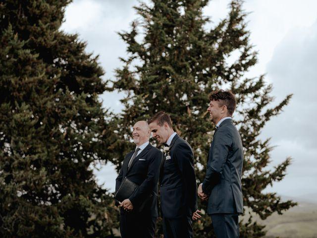 Il matrimonio di Geoff e Alison a San Gimignano, Siena 83
