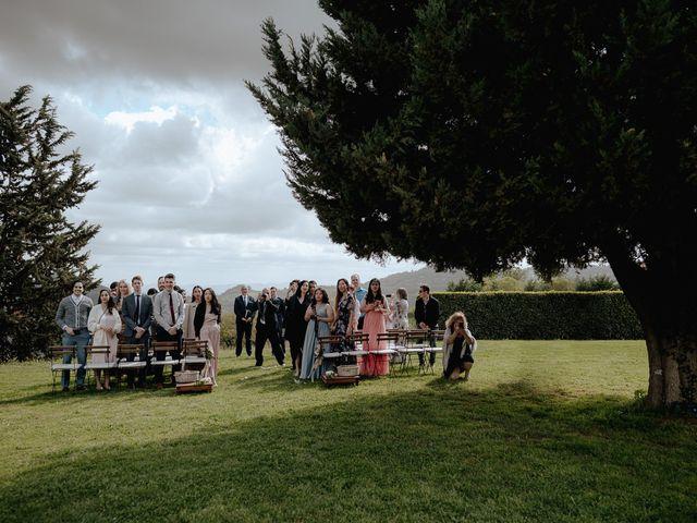 Il matrimonio di Geoff e Alison a San Gimignano, Siena 88