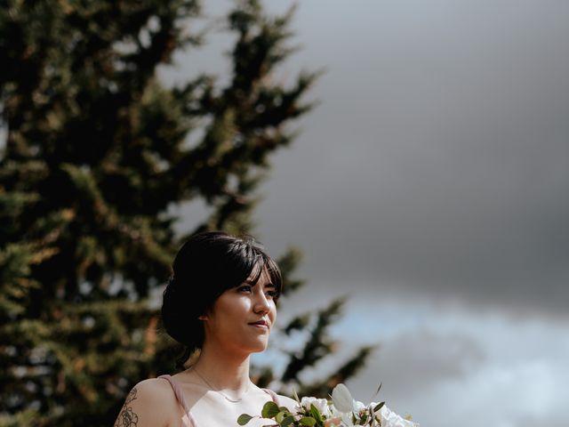 Il matrimonio di Geoff e Alison a San Gimignano, Siena 99