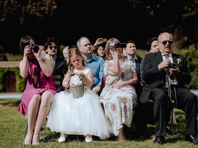 Il matrimonio di Geoff e Alison a San Gimignano, Siena 103