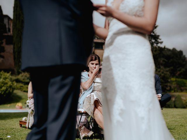 Il matrimonio di Geoff e Alison a San Gimignano, Siena 104