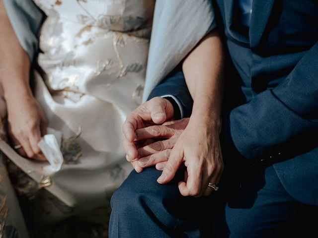 Il matrimonio di Geoff e Alison a San Gimignano, Siena 109