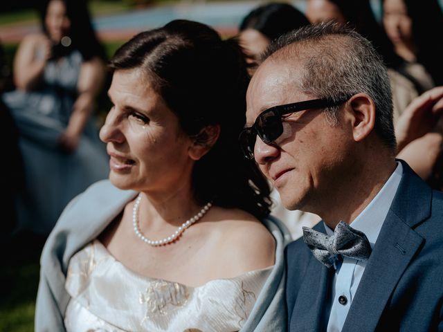 Il matrimonio di Geoff e Alison a San Gimignano, Siena 110