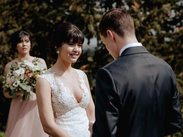 Il matrimonio di Geoff e Alison a San Gimignano, Siena 112