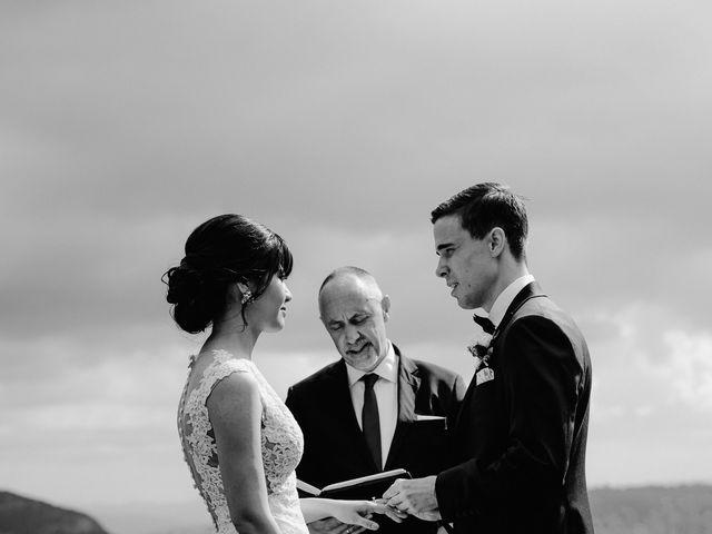 Il matrimonio di Geoff e Alison a San Gimignano, Siena 116