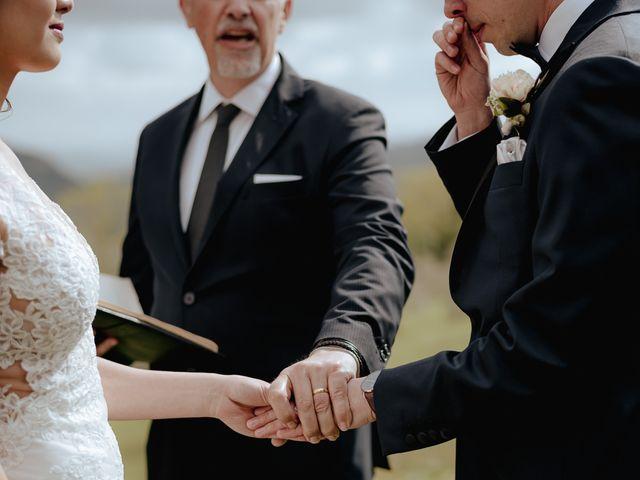 Il matrimonio di Geoff e Alison a San Gimignano, Siena 120