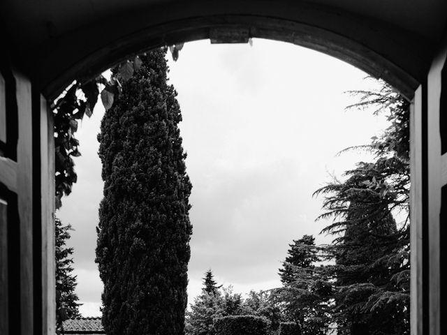 Il matrimonio di Geoff e Alison a San Gimignano, Siena 138