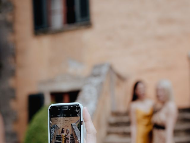 Il matrimonio di Geoff e Alison a San Gimignano, Siena 142
