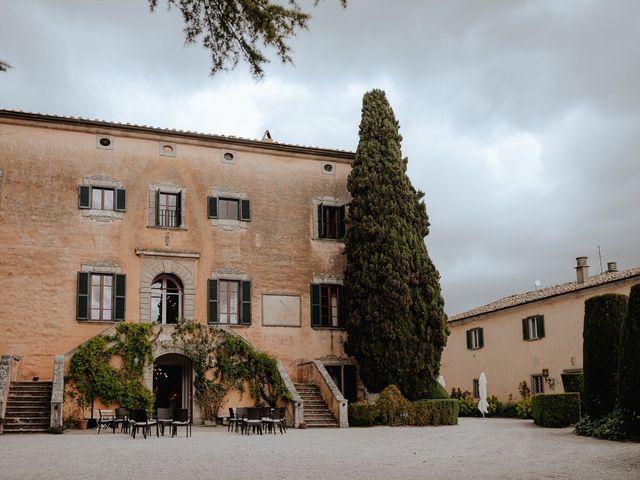 Il matrimonio di Geoff e Alison a San Gimignano, Siena 144