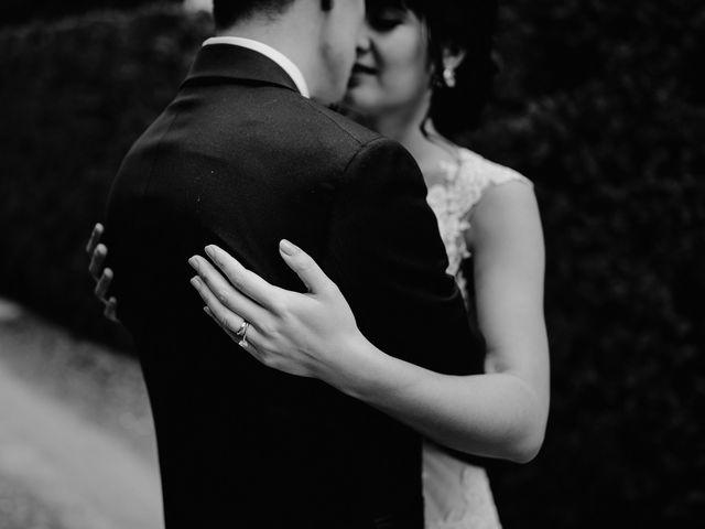 Il matrimonio di Geoff e Alison a San Gimignano, Siena 147