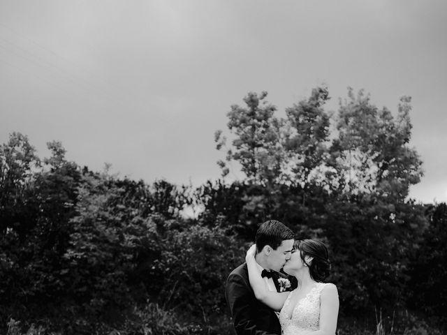 Il matrimonio di Geoff e Alison a San Gimignano, Siena 151